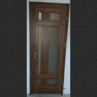 Двері Verto Лада-Лофт 4.1 колір Горіх медовий «Verto-CELL»