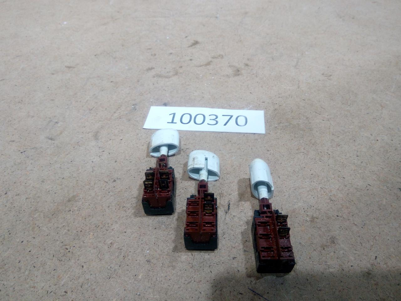 Кнопки управления стиральной машины Indesit WT52.   Б/У
