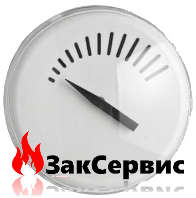 Термометр (индикатор температуры) бойлера Ariston 65104309