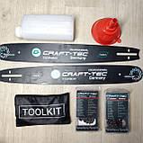 Бензопила Craft-tec CT-5000 NEW, фото 4