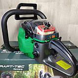 Бензопила Craft-tec CT-5000 NEW, фото 6