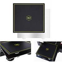 220 * 220 мм Гибкая магнитная наклейка на платформе + пружинная стальная кровать с подогревом Пластина Для RepRap i3 Wanhao / Anet A8 - 1TopShop