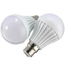 B22 5w 14 СМД 5630 теплый белый / белый шар шар лампы пластиковые лампа горит 220-240 - 1TopShop, фото 2
