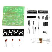 DIY Многофункциональный четырехбитный цифровой Часы MCU Часы Набор - 1TopShop, фото 2