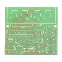 DIY Многофункциональный четырехбитный цифровой Часы MCU Часы Набор - 1TopShop, фото 3