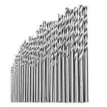 16/25/28/30 / 40Pcs Набор сверлильных сверл с метрической резьбой 0.5-3 мм - 1TopShop, фото 2