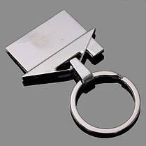 Творческое металлическое хромовое серебро обстановки подарка кулона брелока цепочки для ключей модели дома - 1TopShop, фото 3