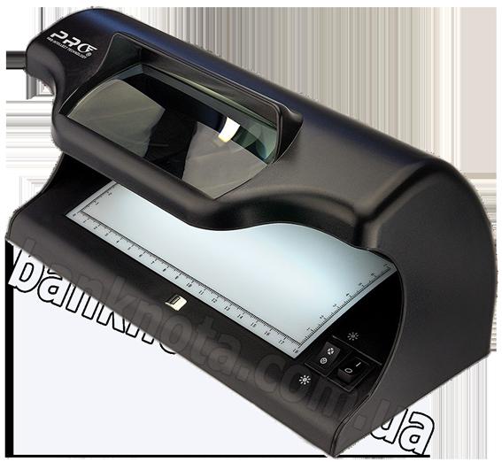 PRO CL-16 LPM (UV-LED) Универсальный детектор валют
