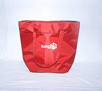 Пляжна термосумка красная, фото 1