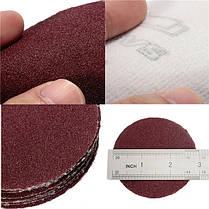 10шт 3 дюймов 40-2000 Шлифовальная бумага для шлифования бумаги Шлифовальная бумага Abrasive Инструмент Наждачная бумага - 1TopShop, фото 2