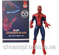 Фигурка Супергерой Спайдермен Человек Паук Spider Man 33см