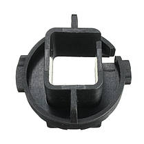 2pcs h7 ксенон скрыл держателей адаптеров лампочек для автомобиля-купе veloster k5 происхождения Hyundai - 1TopShop, фото 3