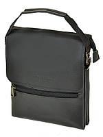 Мужская сумка DR. BOND 22*25*5 кожаный клапан, фото 1