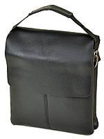 Мужская сумка DR. BOND 23*27*5 кожаный клапан