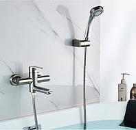 Змішувач для ванни з нержавіючої сталі (SUS304) SANTEP 1114ES, фото 1