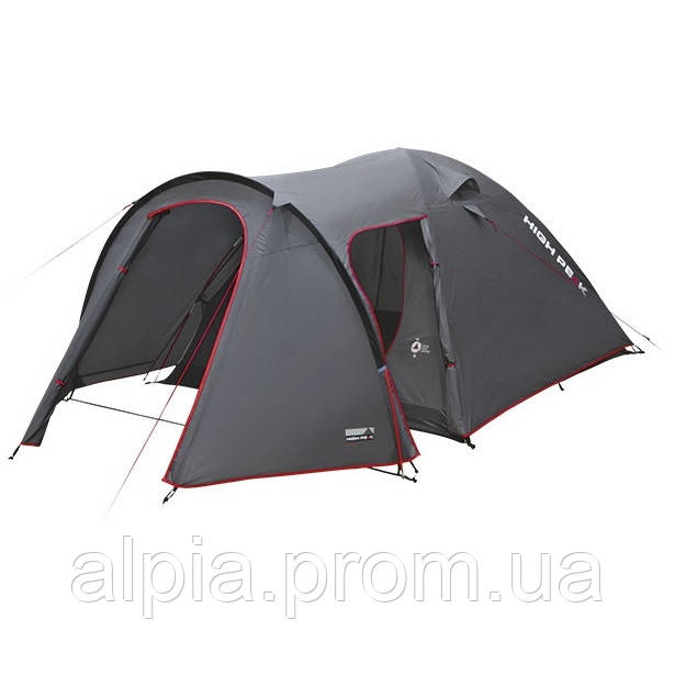 Туристическая палатка High Peak Kira 4 (Gray)