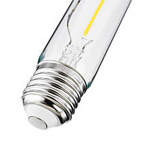 T10 E27 1.8W Теплый белый 200LM COB LED Лампа накаливания Retro Edison Лампа AC110-240V - 1TopShop, фото 3