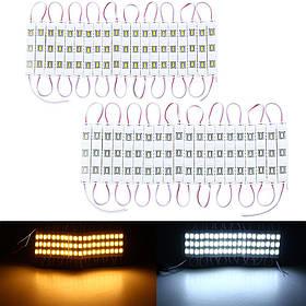 10PCS 20PCS DC12V 7.5W 15W SMD5730 Водонепроницаемы Чистый белый теплый белый LED Модуль Газовое зеркало - 1TopShop