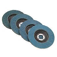 100мм 40/60/80/120 зернистая шлифовальная шлифовальная заслонка дисковая угловая шлифовальная машина абразивный диск Инструмент - 1TopShop