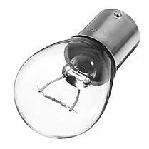 1 Шт. S25 1156 BA15S 1141 Авто Галогенные лампы накаливания заднего хода Лампа Лампа 12В Желтая - 1TopShop, фото 3