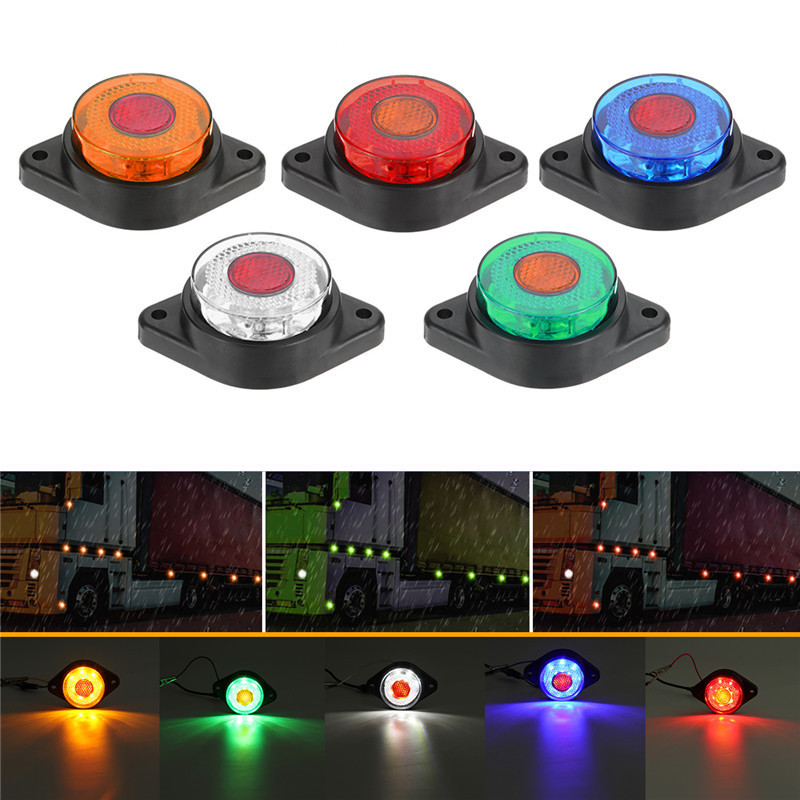 LED Боковой габаритный фонарь Индикатор зазора - 1TopShop