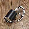 E27 Ретро Винтаж Эдисон Керамический Болт Адаптер лампы круглой формы Повесить Лампа Держатель света Разъем Фитинг - 1TopShop, фото 5