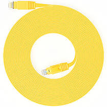 SAMZHE 1 ~ 15M CAT6 UTP 1000 Мбит / с Гигабитный плоский RJ45 Соединительный кабель Ethernet Сетевой кабель LAN - 1TopShop, фото 3