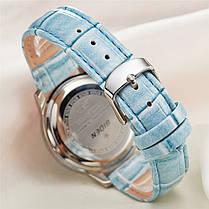 BIDENBD1110ClassicКристаллЖенскоенаручные часы кожаный ремешок случайные кварцевые часы - 1TopShop, фото 3