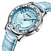 BIDENBD1110ClassicКристаллЖенскоенаручные часы кожаный ремешок случайные кварцевые часы - 1TopShop, фото 2