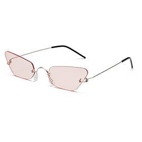 Unisex Vogue Винтаж Металлические морские солнцезащитные очки без оправы На открытом воздухе Travel Пляжный - 1TopShop