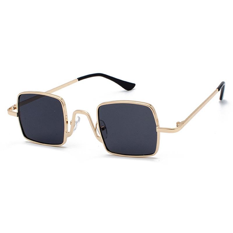 Unisex Vogue Винтаж Солнцезащитные очки с металлическими линзами и солнцезащитными очками На открытом воздухе Travel Пляжный - 1TopShop