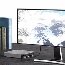 SAMZHE 05AM6 HDMI мужчина к HDMI Мужской кабель 2.0 4K UHD видео кабель для PS3 PS4 xbox Проектор LCD ТВ 0.5M 1M 1.5M 2M - 1TopShop, фото 2