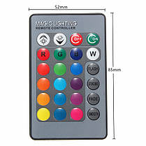 24 Клавиши Дистанционное Управление для RGB LED Газонокосилка Лампа Лампа - 1TopShop, фото 3