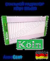 Стальной радиатор Koln 500/500 тип 22