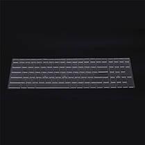 TPU Клавиатура Обложка для MSI GE62 GE72 GS60 GS70 GT72 GL62 PE60 GS63 GS63VR Ноутбук - 1TopShop, фото 3