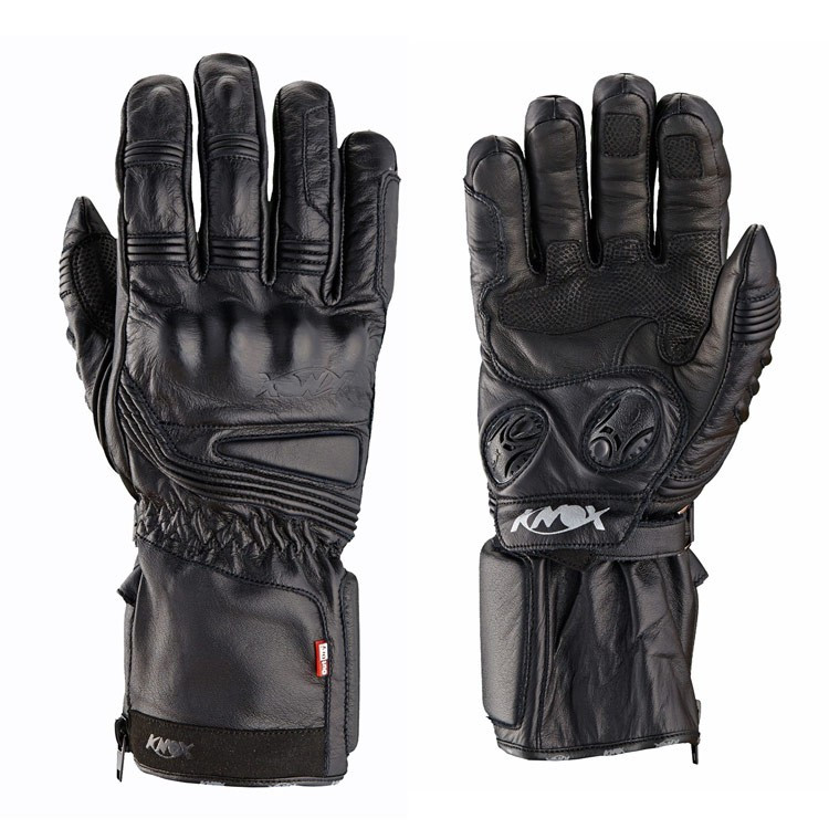 Мотоперчатки Knox Covert - Black M
