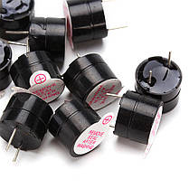 10 шт. 3 В Active Зуммер Электромагнитный SOT С Пластиковым Герметичным Трубка Длинный Звук 12 мм х 9.5 мм - 1TopShop, фото 2