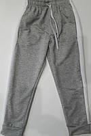 Подростковые спортивные штаны оптом 116-122-128-134-140 серые