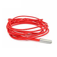 Anet® 24 В. 40 Вт. 1.5 м. односторонний картридж Нагреватель. нагрев Трубка для принтера RepRap Prusa i3 A8/A8 Plus - 1TopShop