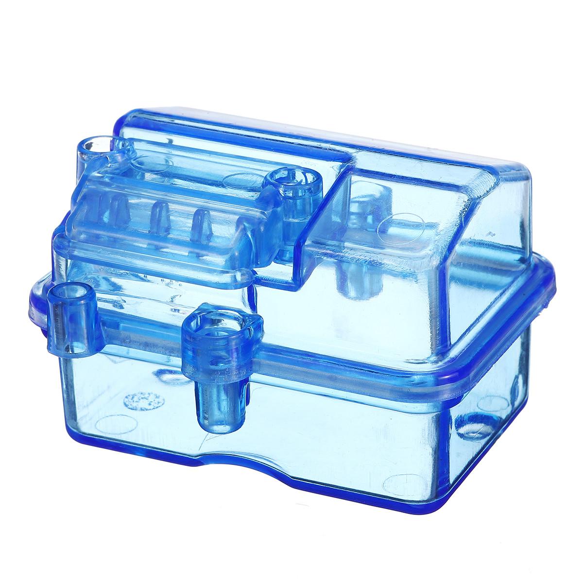 Мини Водонепроницаемы Пластик Прозрачный Приемник Коробка P2047 Для 1/10 RC Short Slash HQ727 - 1TopShop