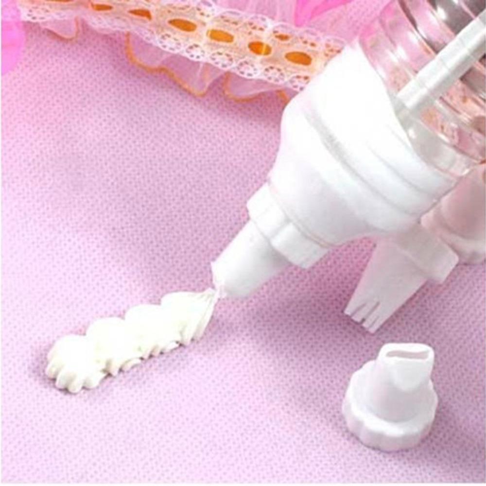 Торт Шелковый Цветок Инструмент Трубка для обледенения - 1TopShop