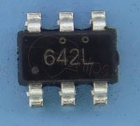MOSFET P-канал Fairchild FDC642P SSOT6