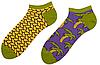 Носки мужские короткие Sammy Icon Vai Bay Short 40-46 Цветные, фото 2