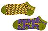 Носки мужские короткие Sammy Icon Vai Bay Short 40-46 Цветные, фото 3