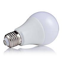 AC175-265V E27 15 Вт. нерегулируемый. чистый белый постоянный ток 18 LED Глобусная лампа для внутреннего домашнего использования - 1TopShop, фото 2