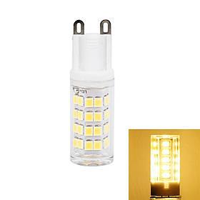 AC110-240V 5W G9 2835 Чистый белый Теплый белый Без строба 52 LED Керамический Кукурузная лампочка для применения На открытом воздухе - 1TopShop
