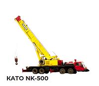 Аренда автокрана KATO NK-500