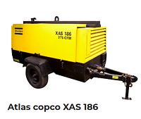 Аренда компрессора Atlas copco XAS 186