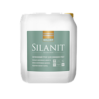 Грунтовка силиконизированная KOLORIT SILANIT глубокого проникновения 5 л