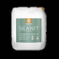 Грунтовка силиконизированная KOLORIT SILANIT глубокого проникновения 10 л